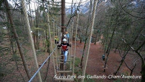 Parques de aventura