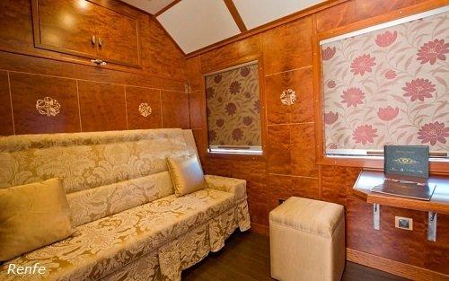 Rutas por España en trenes turísticos