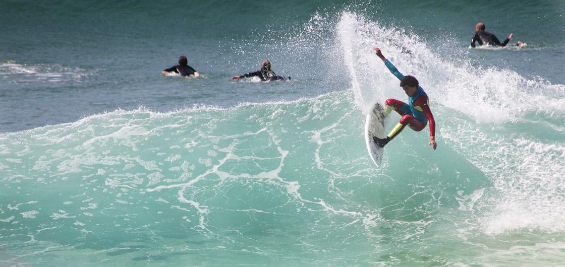 Escuela de surf Prado