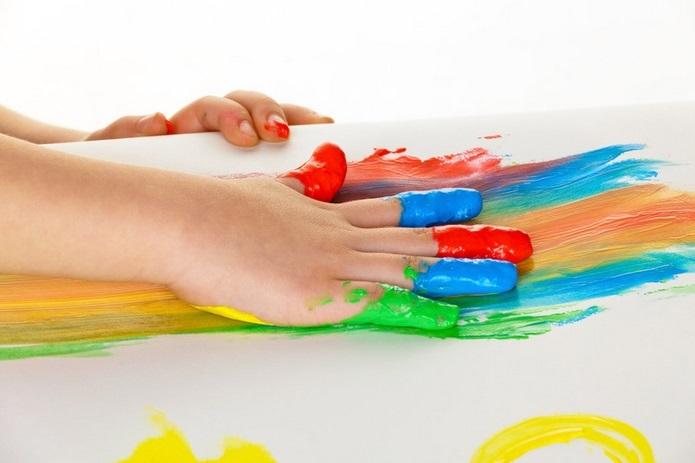 Los colores y la personalidad del niño