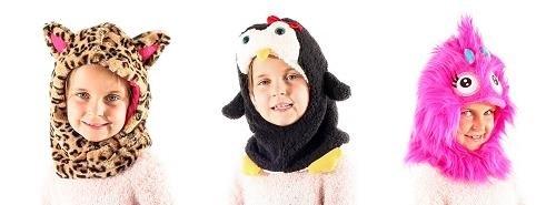 Cómo mantener a tus hijos calentitos
