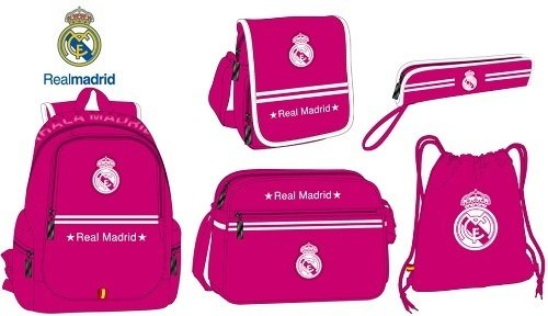 Mochila del Real Madrid de Safta