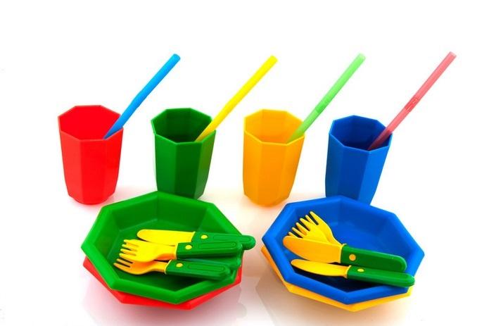 Menaje Infantil Vajillas Para Ni Os Platos Vasos Cucharas
