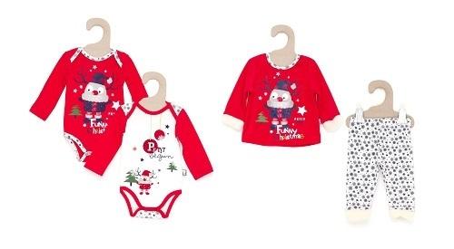 e6586d77e Conjunto de bodys y pijama navideños de Kiabi