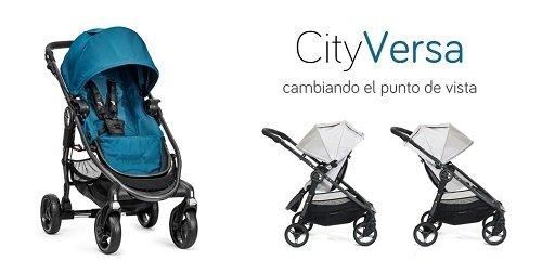 Silla de paseo City Versa de Baby Jogger