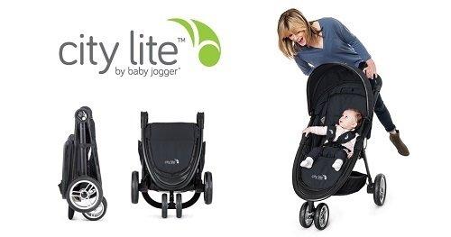 Silla de paseo City Lite de Baby Jogger