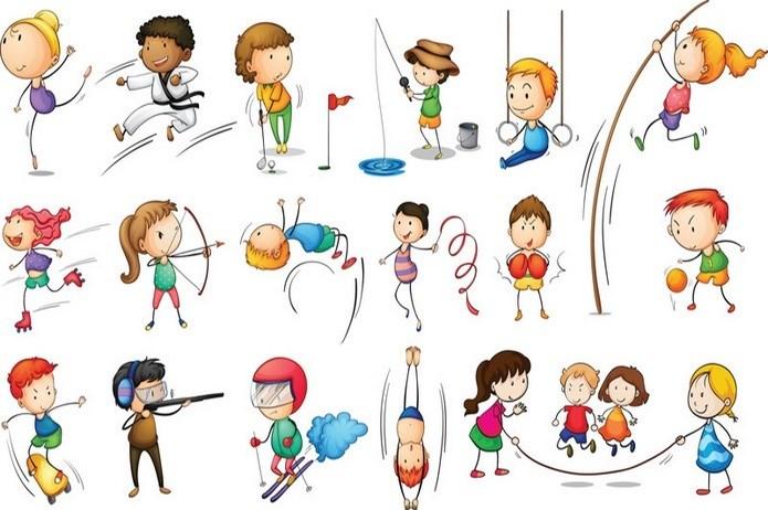 El ejercicio físico en niños y adolescentes