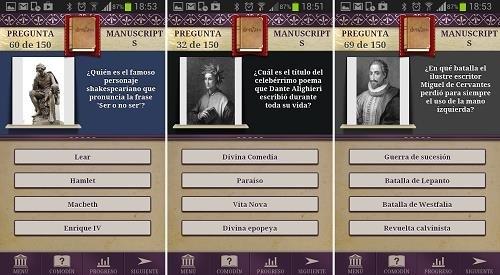 App Genius Quiz Literatura