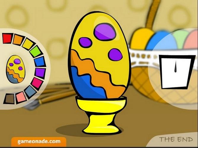 Juegos online sobre huevos de Pascua
