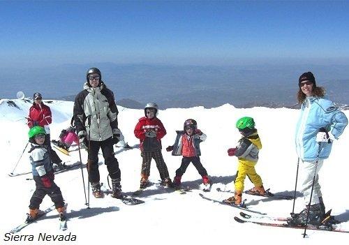 Descubre Granada con niños