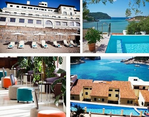 Esplendido Hotel, en Sóller, Mallorca