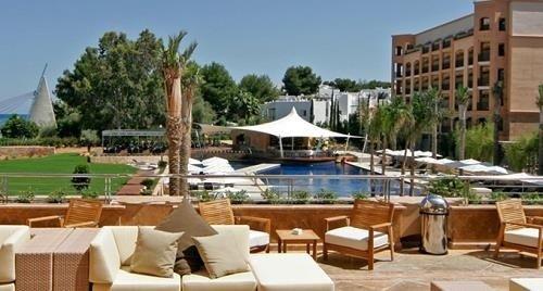 Piscina del Insotel Fenicia, en Ibiza