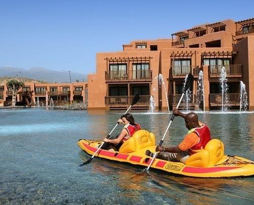 Hotel para niños Sandos San Blas Nature, en Tenerife