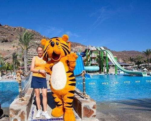 Hotel temático para niños Paradise Lago Taurito