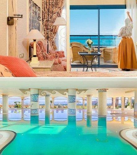 Instalaciones del Gran hotel Atlantis Bahía Real