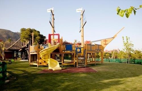 Club Infantil de Los Piratas del Barceló Asia Gardens Hotel & Thai Spa