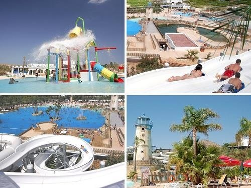Aquapark del Magic Natura Resort