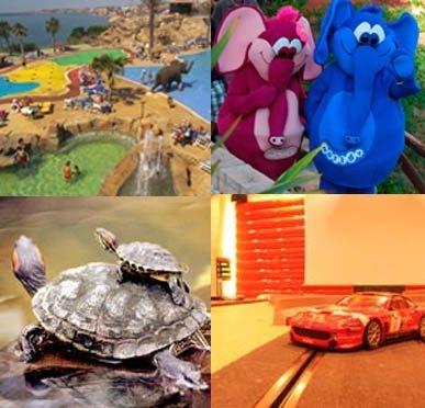 Hotel para niños Holiday Polynesia, en Benalmádena