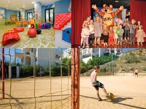 Hotel para niños Benalmádena Palace Hotel Spa