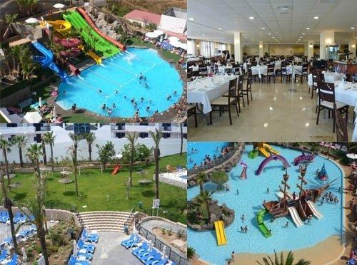 Hoteles para ni os en la costa del sol viajar en familia a la costa del sol - Hotel piscina toboganes para ninos ...