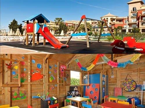 Hotel para niños Iberostar Málaga Playa