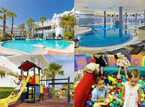 Hotel para niños H10 Estepona Palace