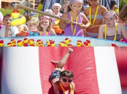 Hotel para niños Sunset Beach Club, en Benalmádena