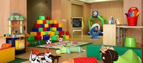 Hotel Temático para niños T3 Tirol, en Madrid