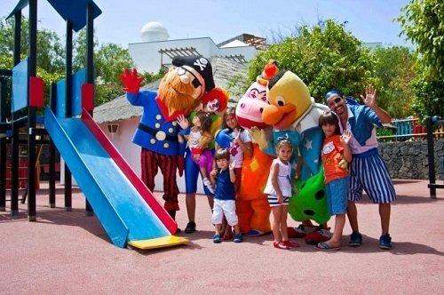 Hotel temático para niños Princesa Yaiza