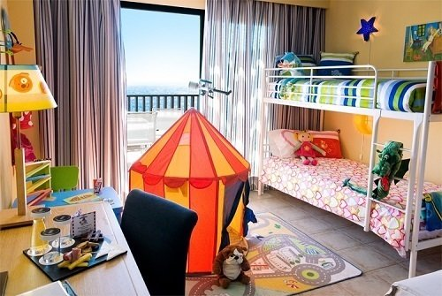 Hotel temático para niños Nh Hesperia Lanzarote