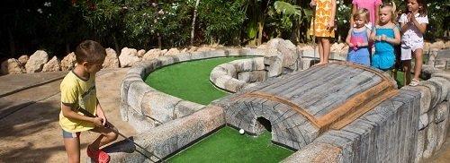 Hotel temático para niños Holiday Palace de Benalmádena