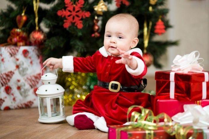 mi hijo es un regalo de navidad