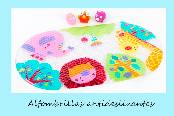 Originales alfombrillas antideslizantes