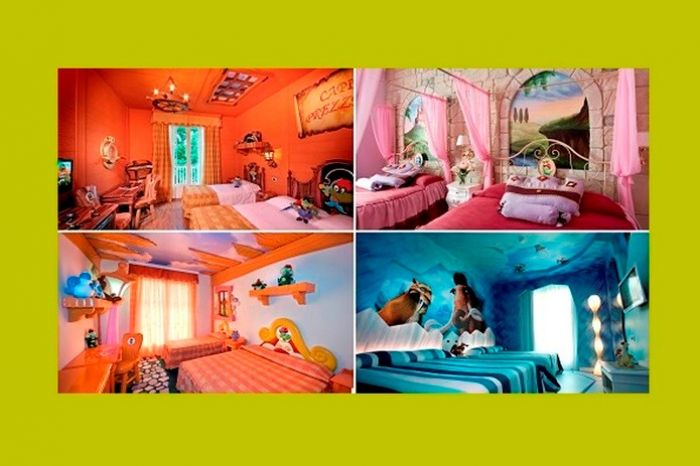 Viajar Al Extranjero La App De Moda Para Viajar Por Europa: Hoteles Para Niños: Hoteles Para Familias En Europa