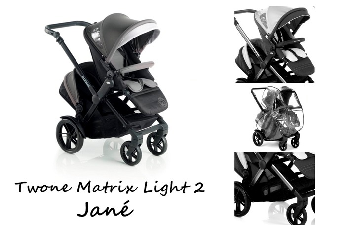 Twone Matrix Light 2 de Jané