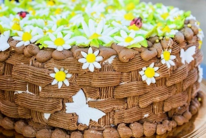 15 Tartas De Cumpleanos Muy Originales Recetas Tartas Infantiles - Tartas-de-cumpleaos-sencillas-y-originales