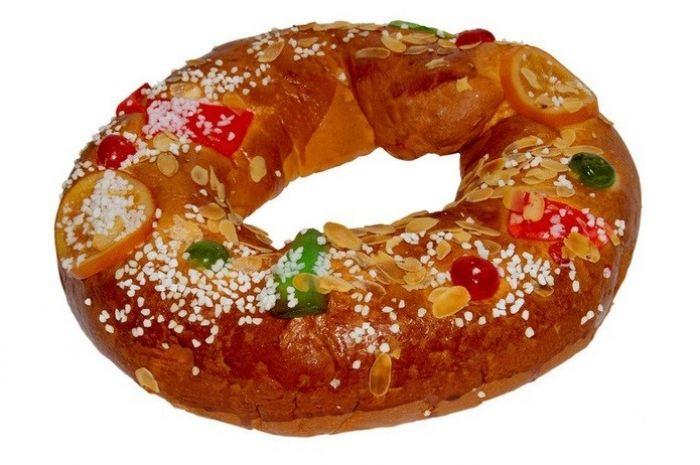 Receta Fácil De Roscón De Reyes